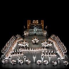 Кордебалет Национальной оперы Парижа