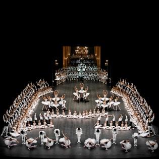 Corps De Ballet De Lopéra National De Paris Biography