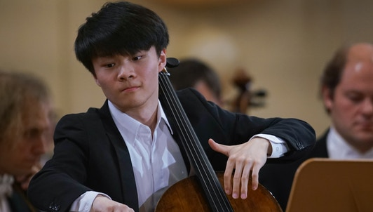 XVI International Tchaikovsky Competition: Cello Final (I/III)