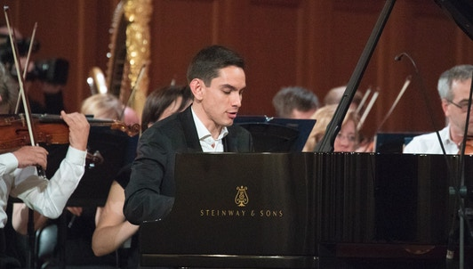 XVI International Tchaikovsky Competition: Piano Final (I/III)