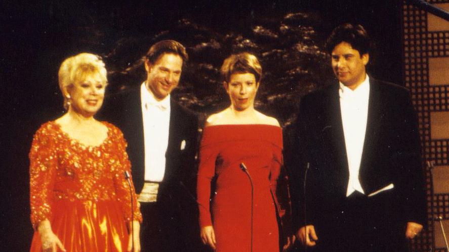 Claudio Abbado dirige les plus beaux chants d'amour de Mozart et Verdi