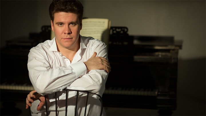 Alexander Sladkovsky conducts Brahms – With Denis Matsuev