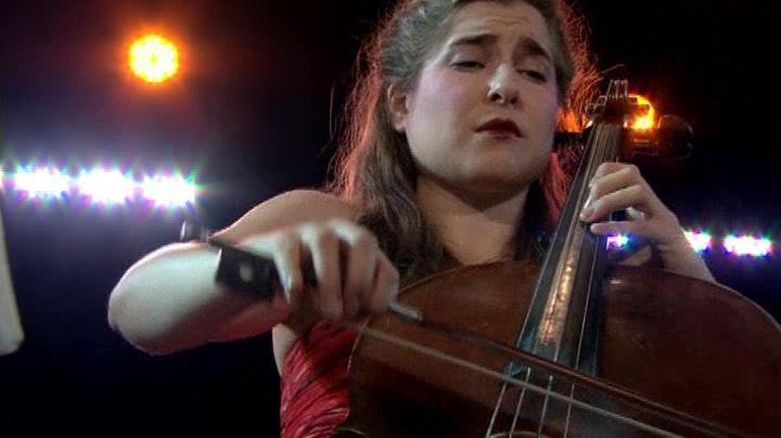 Alisa Weilerstein, Jonathan Gilad: Beethoven, Britten, Golijov, Chopin