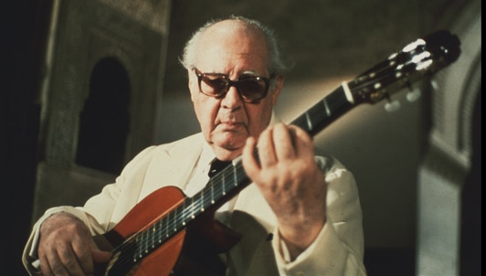 Andrés Segovia: The Song of the Guitar