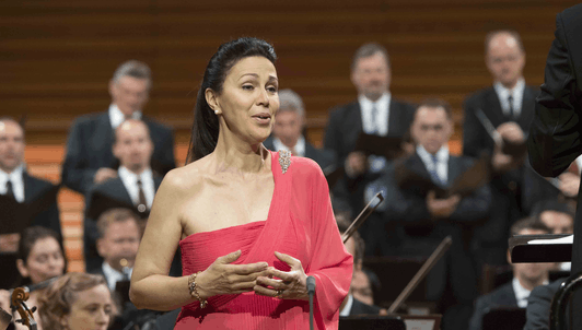 Andris Nelsons conducts a 100% Brahms program – With Sara Mingardo