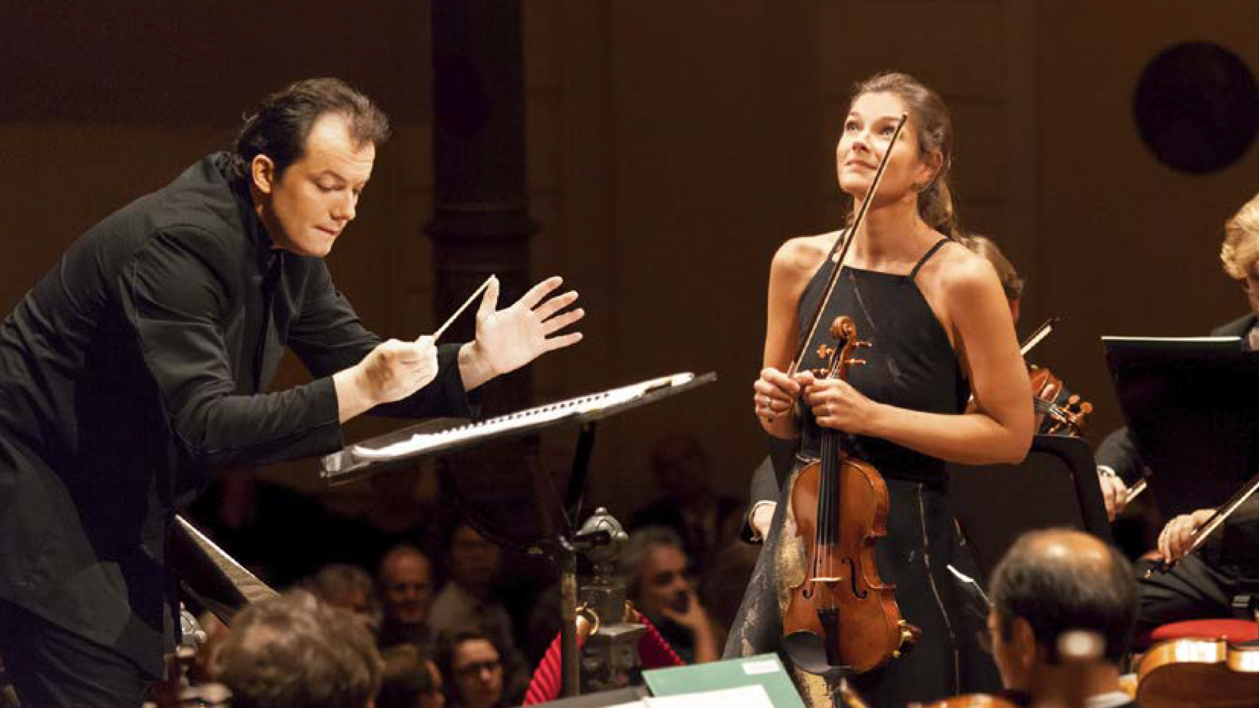 Andris Nelsons conducts Shostakovich and Bartók – With Janine Jansen