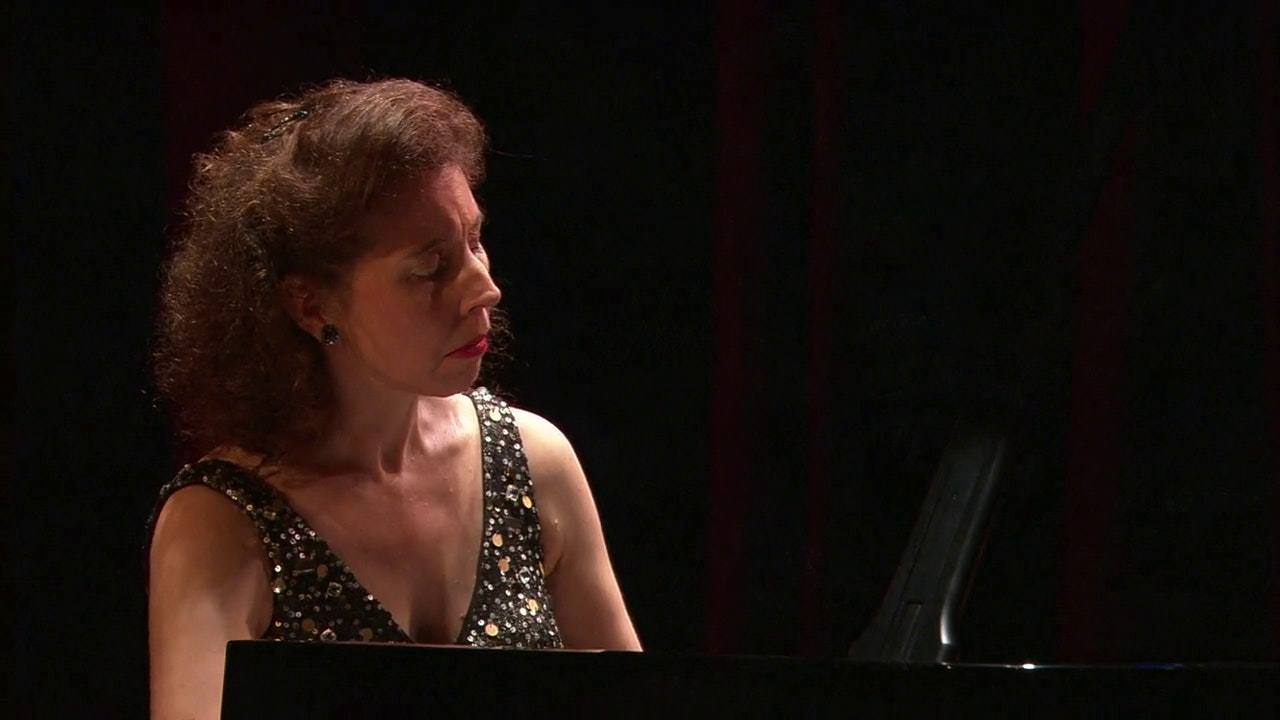Angela Hewitt: Piano recital