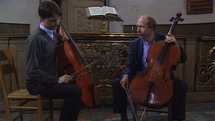 Anner Bylsma, cellist and teacher