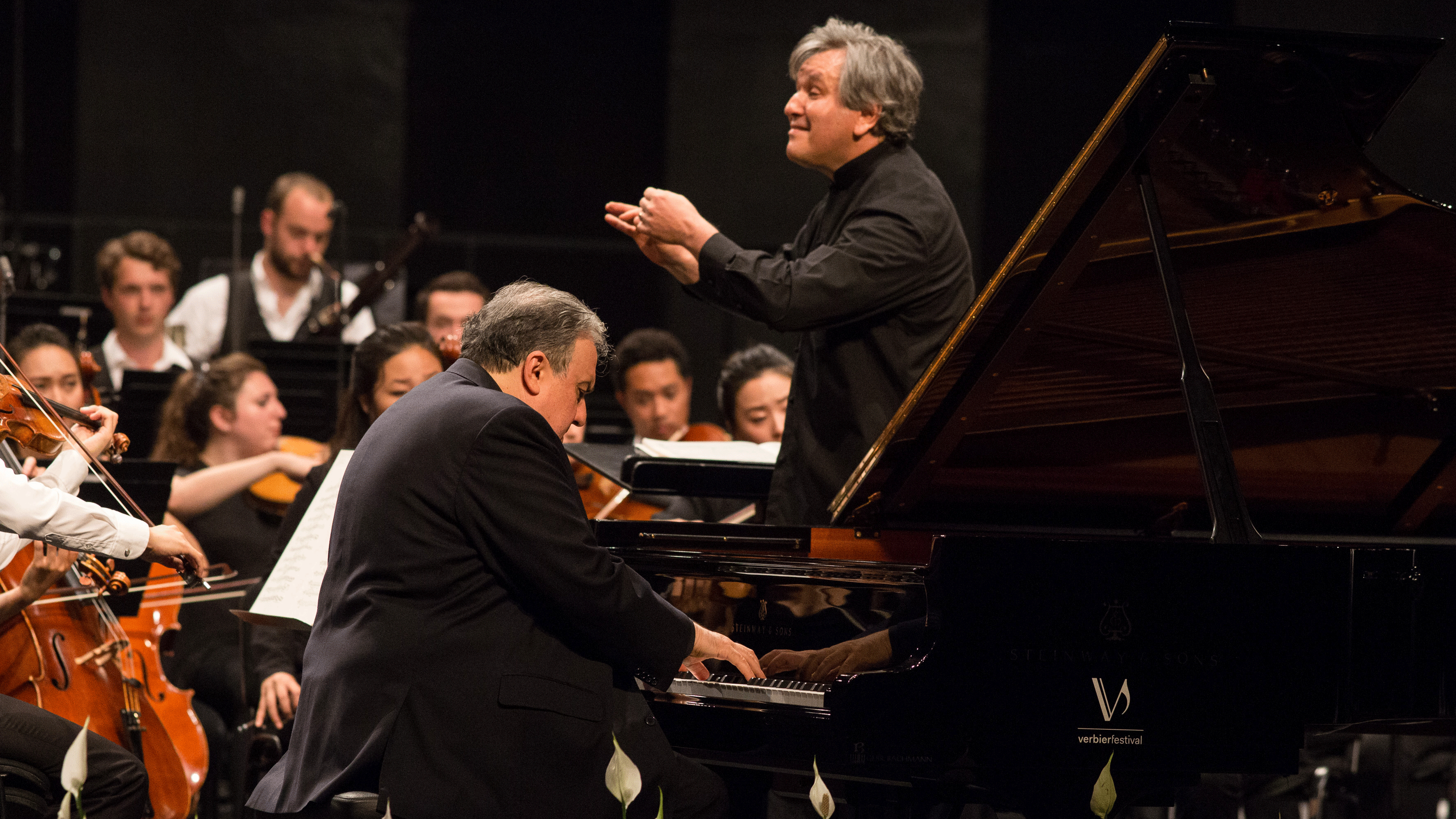 Sir Antonio Pappano conducts Brahms and Strauss – With Yefim Bronfman