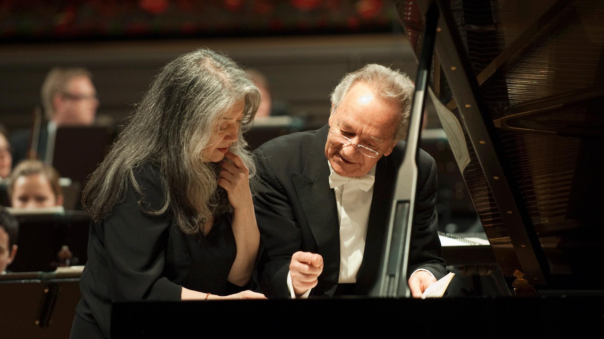 Martha Argerich et Yuri Temirkanov jouent Ravel, Prokofiev, et Chostakovitch – Avec l'Orchestre philharmonique royal de Stockholm