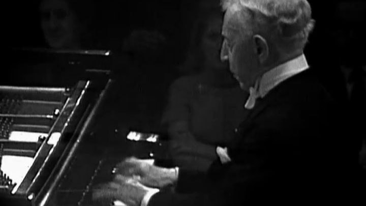 Arthur Rubinstein interprète Beethoven et Chopin