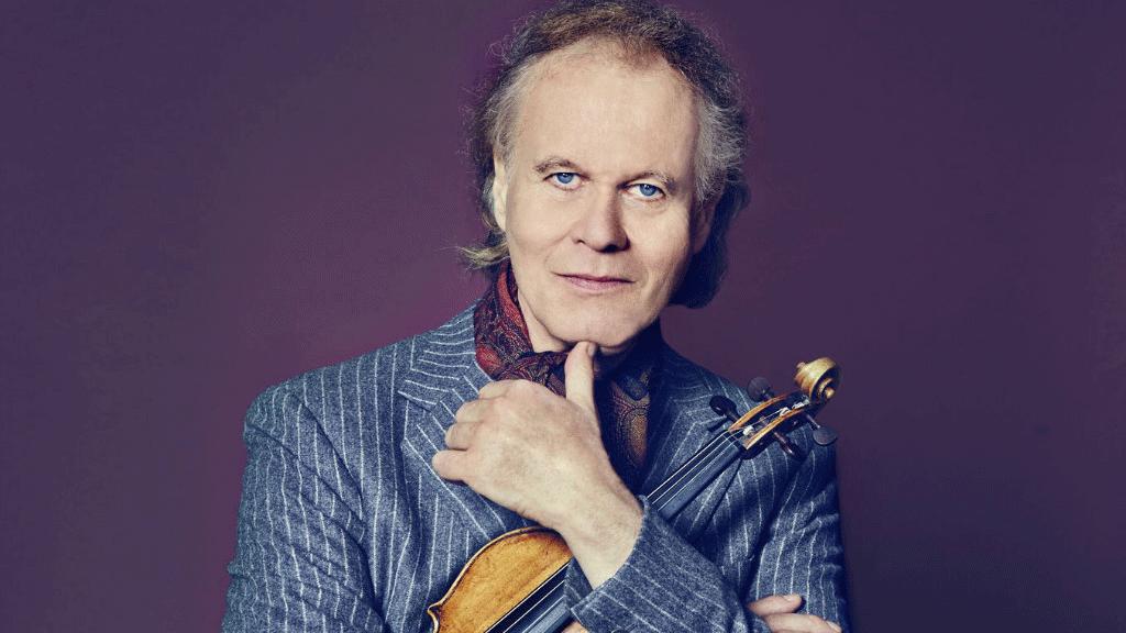 Augustin Dumay enseigne Brahms et Beethoven : les Sonates pour violon