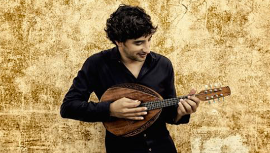 Avi Avital plays Bach, Kuwahara, Sauli, Sollima, and Bruce