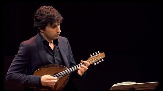 Avi Avital joue Bach, Roustom, Sauli, Kuwahara et Avital | Avi Avital (artiste)