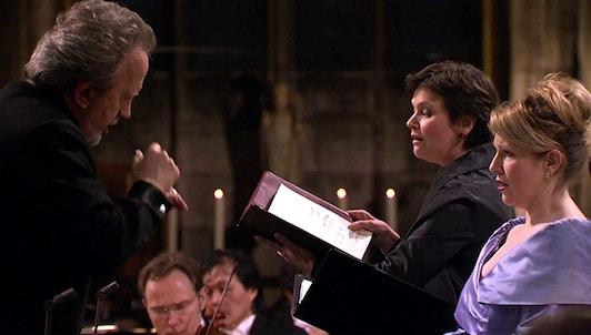John Nelson dirige la Messe en si de Bach à Notre-Dame de Paris