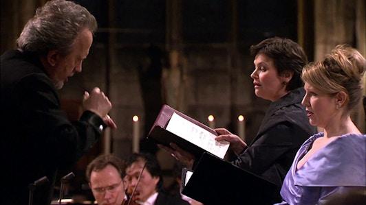 John Nelson dirige la Messe en si de Bach à Notre-Dame de Paris   Ruth Ziesak (artiste)