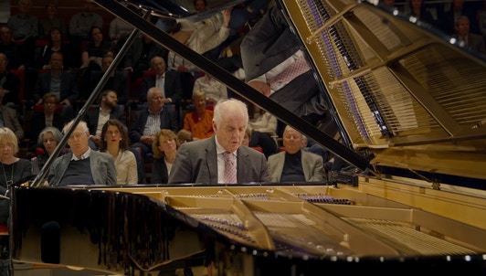 Daniel Barenboim performs Schubert's Piano Sonatas Nos. 7, 14, and 17