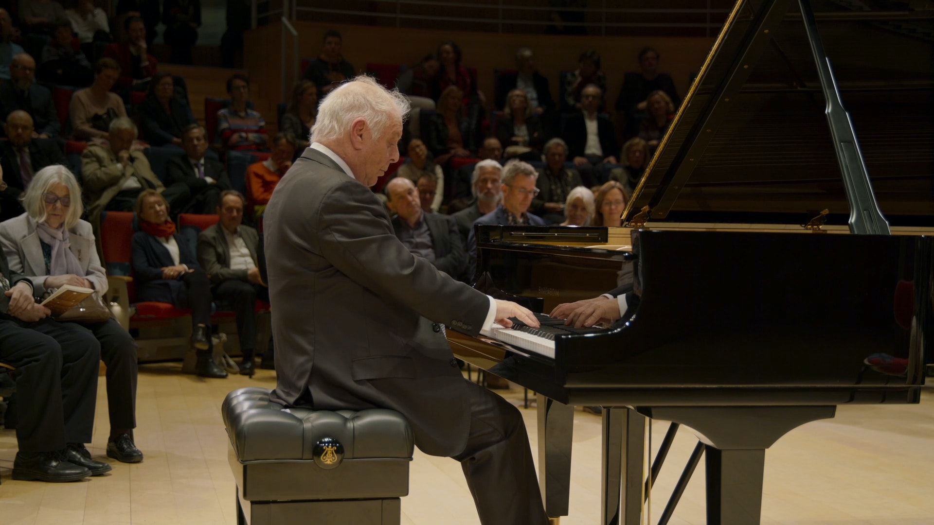 Daniel Barenboim performs Schubert's Piano Sonatas Nos. 9, 18, and 19