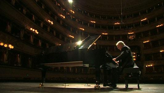 Daniel Barenboim interpreta a Liszt