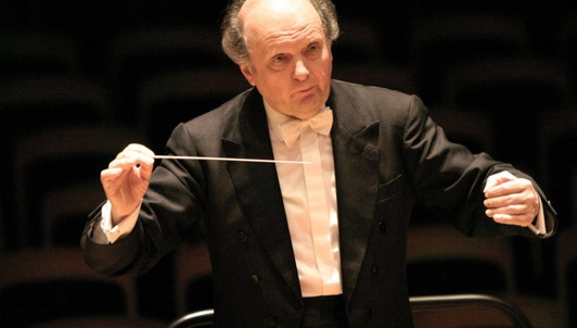 Marek Janowski conducts Beethoven and Saint-Saëns