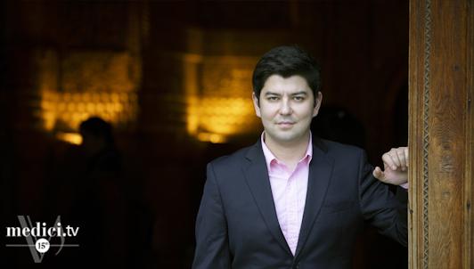 Behzod Abduraimov performs Scarlatti, Schumann, and Rachmaninov