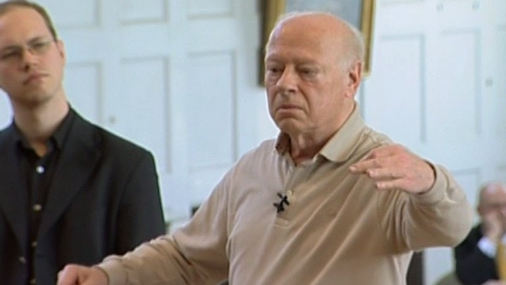 Bernard Haitink enseigne Brahms : Symphonie n°3