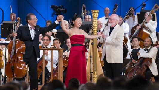 NEW VOD: The Leonard Bernstein Centennial Celebration at Tanglewood