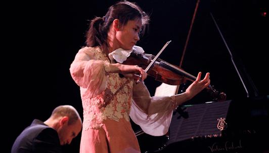 Sayaka Shoji, Nelson Goerner, Yuri Bashmet et Evgeny Kissin jouent Brahms
