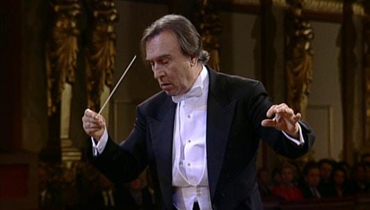 Claudio Abbado dirige Un requiem alemán de Brahms