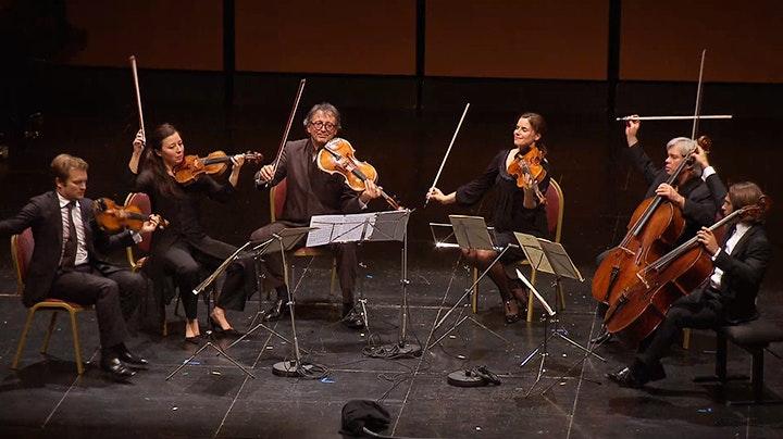 Brahms : Sextuor à cordes n°2, op. 36