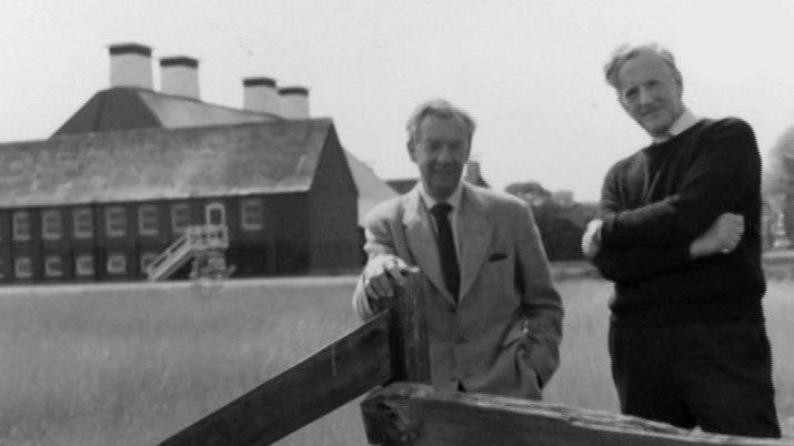 Britain celebrates Britten's heritage