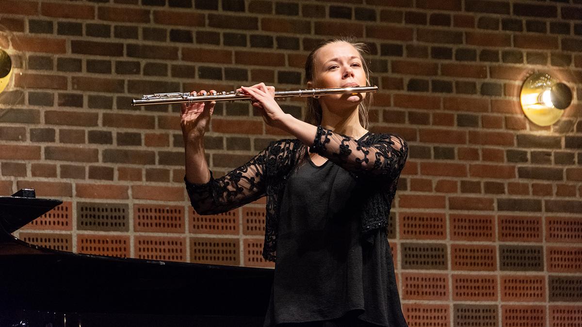Concours international Carl Nielsen : finale de la flûte