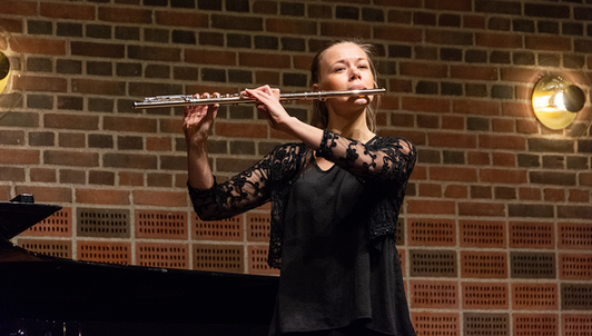 Carl Nielsen International Competition: Flute Final