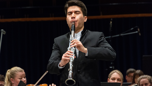 Concurso International Carl Nielsen: la Final de clarinete