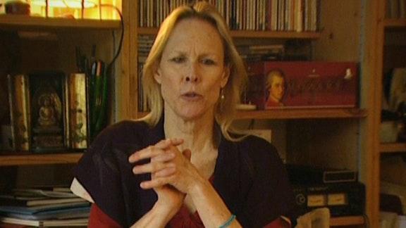 Carolyn Carlson, Dance as a karma