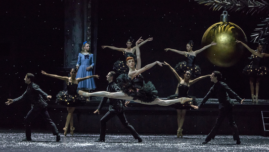 The Nutcracker and the Mouse King by Christian Spuck, music by Tchaikovsky