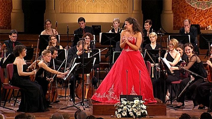 Cecilia Bartoli : Le Concert de Barcelone