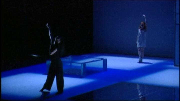Charles Cré-Ange, Words on Dance