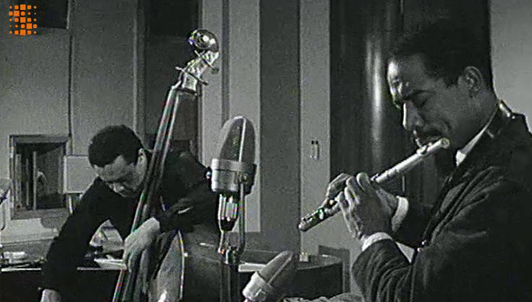 Charles Mingus and Eric Dolphy Live at Palais des Congrès in Liège