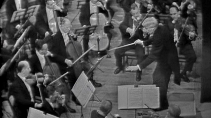 Charles Munch conducts Beethoven