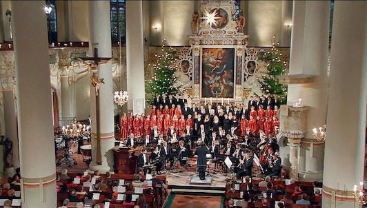 Thomas Clamor dirige un concert de Noël à Marienberg – Avec Ruth Ziesak