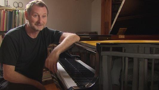 Christoph Deluze, le pianiste qui soigne