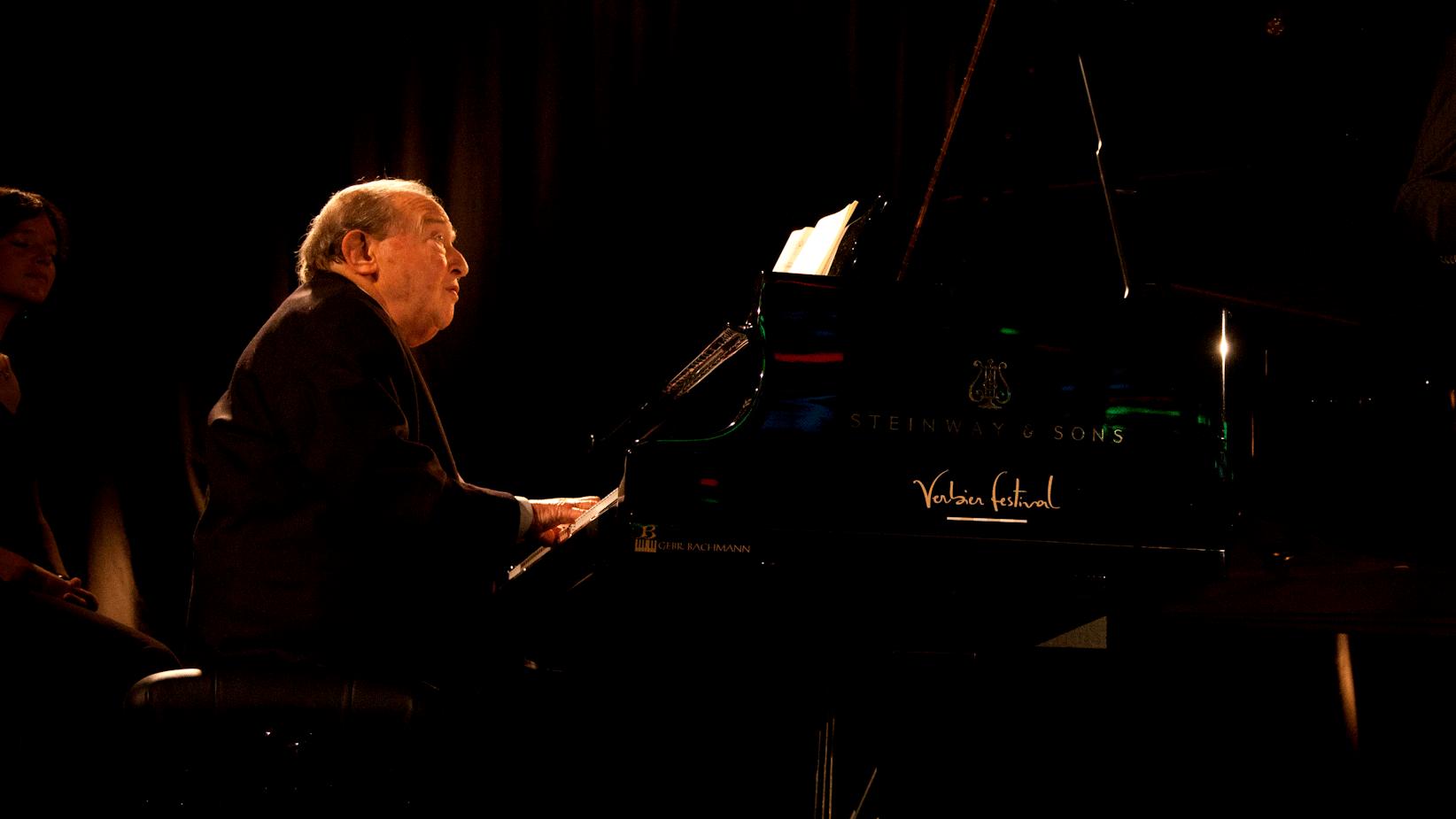 Christoph Prégardien et Menahem Pressler interprètent le Voyage d'hiver de Schubert