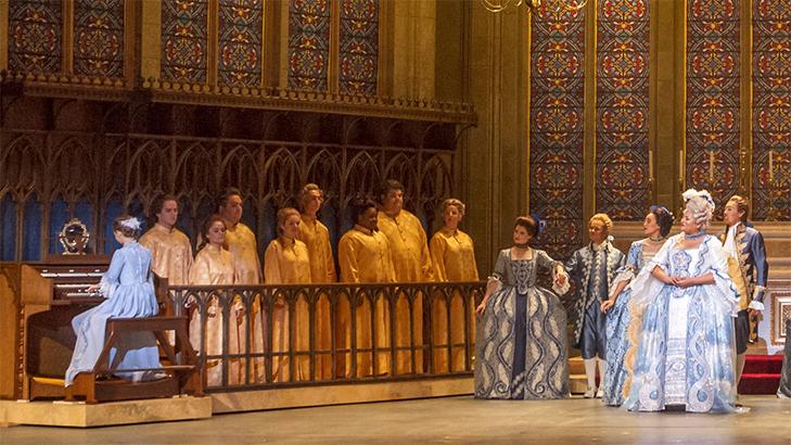 American premiere of Alma Deutscher's Cinderella, the composer's new full-length opera
