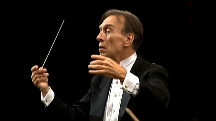 Claudio Abbado conducts Beethoven: Symphony No. 1