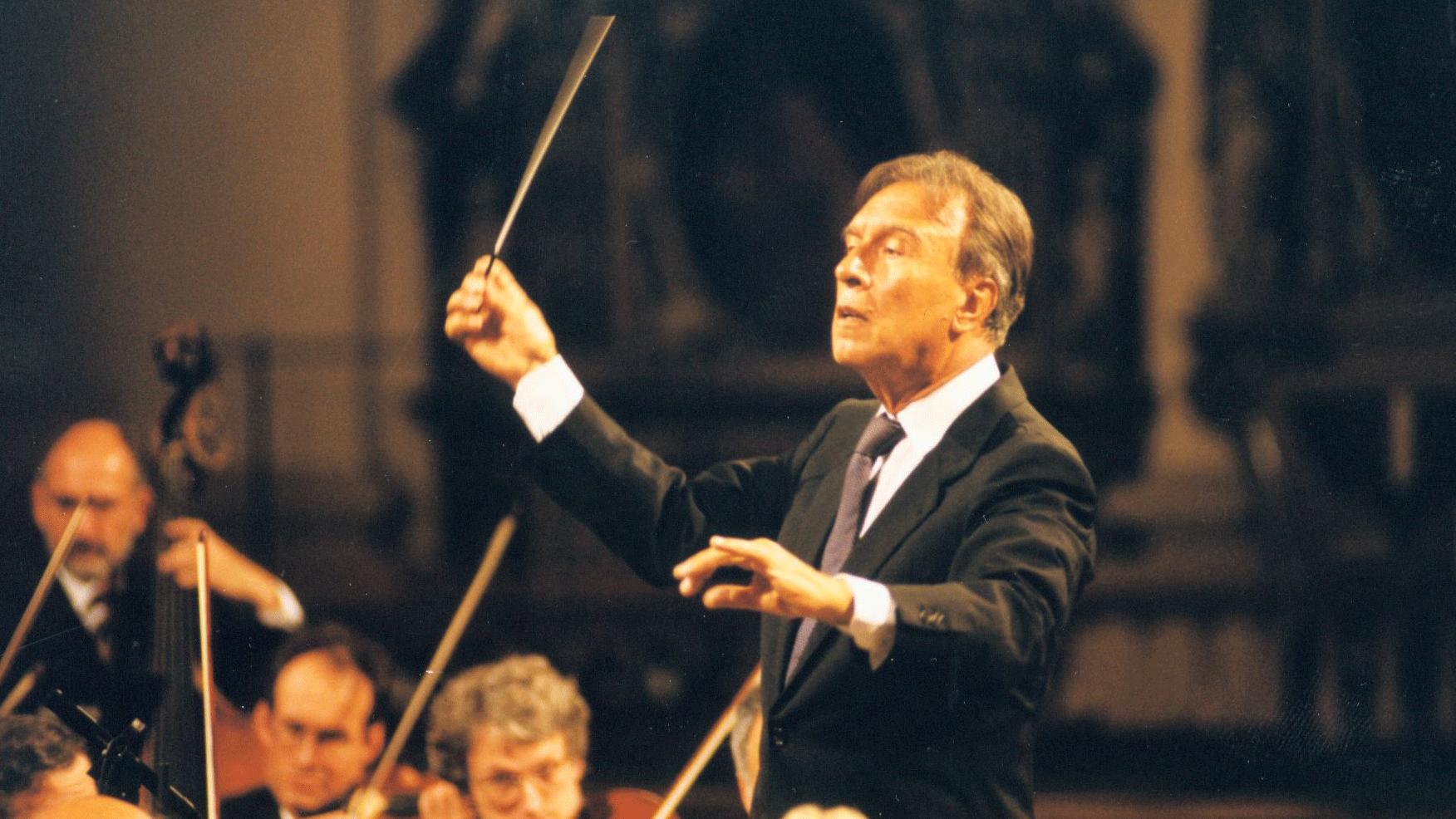 Claudio Abbado dirige le Requiem de Mozart
