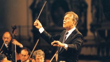 Claudio Abbado conducts Mozart's Requiem