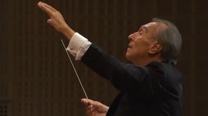 Claudio Abbado conducts Mahler: Symphony No. 3