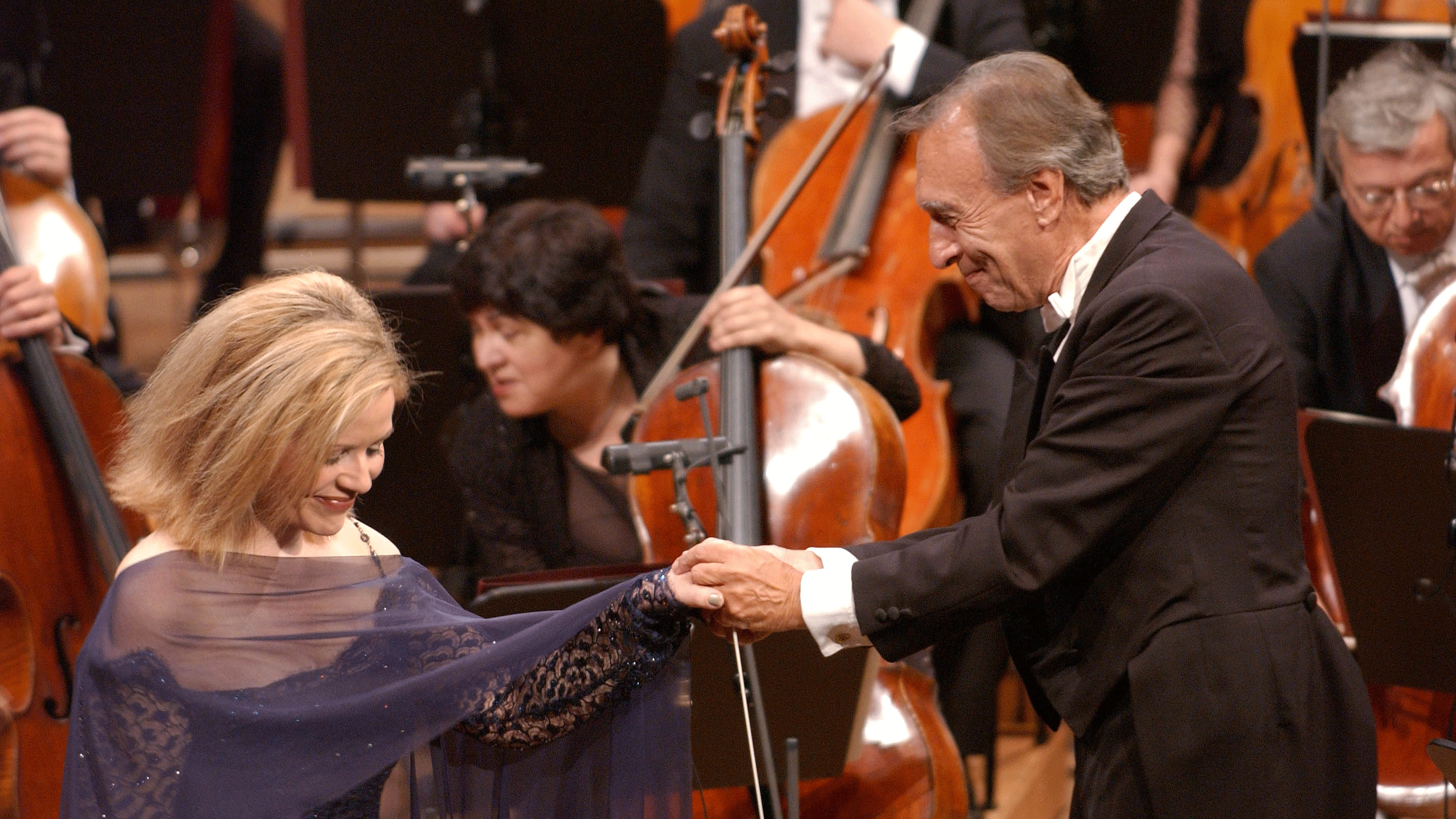 Claudio Abbado conducts R. Strauss and Wagner – With Renée Fleming, Violeta Urmana, René Pape...
