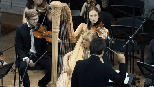 Concert No. 2: My beloved France – With Oksana Sidiaguina and Moscow Conservatory Orchestra